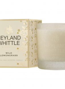 Heyland & Whittle Wild Lemongrass Candle