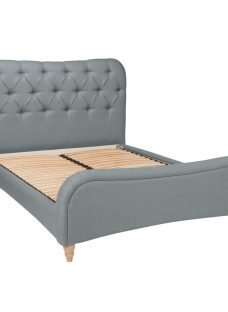 Brioche Bed Frame by Loaf at John Lewis in Clever Linen