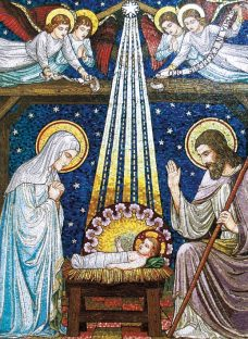 Museums and Galleries The Birth Of Christ Charity Christmas Cards