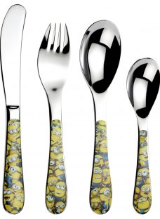 Arthur Price Sea of Minions Children's Cutlery Set