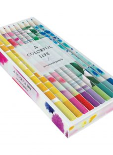 Chronicle Books Colourful Life Pencils