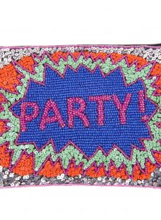 From St Xavier Party Zip Top Pouch