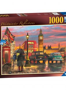 Ravensburger Westminster Reflections Jigsaw Puzzle