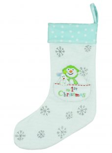 The Snowman Christmas Stocking