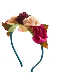John Lewis Heirloom Collection Children's Floral Headband