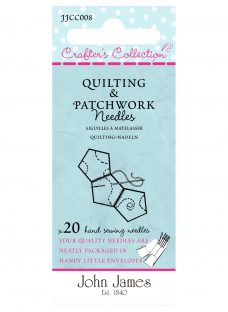 Needles by John James Crafters Collection Quilt and Patchwork Needles