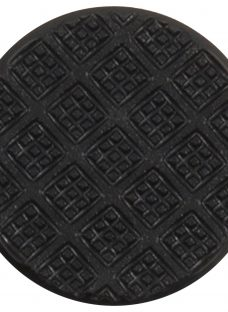 Groves Patterned Button