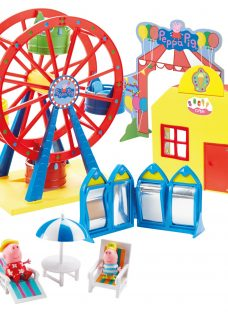 Peppa Pig End Of The Pier Playset