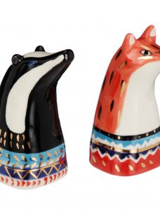 Anthropologie Little Birdy Salt and Pepper Shakers