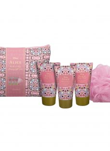 Mad Beauty Alice in Wonderland Weekend Wash Bag Set