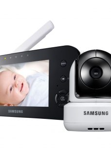 Samsung BrilliantView SEW-3041W Baby Monitor
