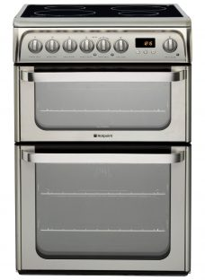Hotpoint HUI611 X Electric Range Cooker