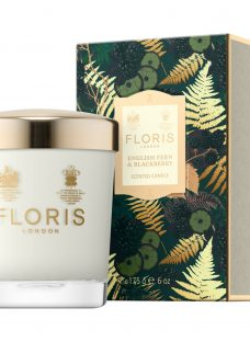 Floris English Fern & Blackberry Candle
