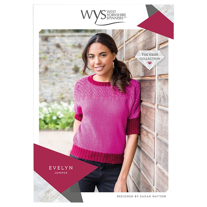 West Yorkshire Spinners Gems Women's Evelyn Jumper