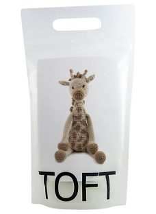 Toft Caitlin The Giraffe Crochet Kit