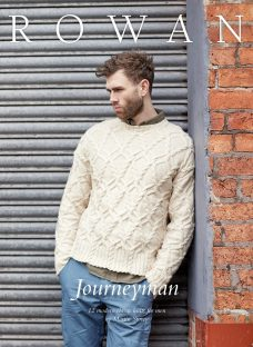 Rowan Journey Man Collection by Martin Storey Knitting Pattern Book ZB220