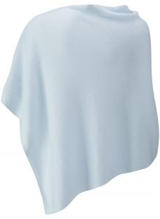 Pure Collection Gassato Cashmere Poncho