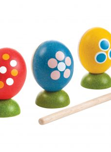 Plan Toys Baby Egg Percussion Set