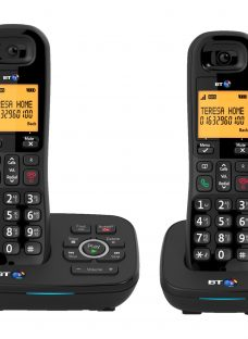 BT 1700 Digital Cordless Telephone with Nuisance Call Blocker & Answering Machine