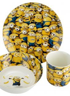 Arthur Price Despicable Me China Set