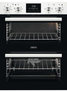Zanussi ZOF35601WK Built-in Double Electric Oven