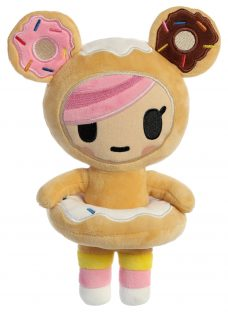 Aurora Donutella And Her Sweet Friends 9 Donutella Soft Toy