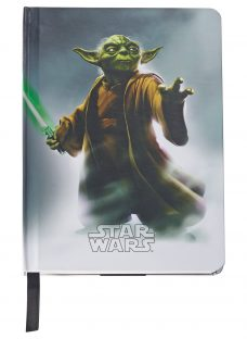 Sheaffer A5 Star Wars Yoda Journal