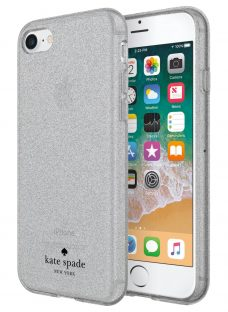 kate spade new york Flex Glitter Case for iPhone 7 and iPhone 8