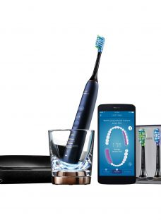Philips HX9954/53 DiamondClean Smart Sonic Electric Toothbrush with App