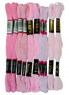 Habico Embroidery Threads