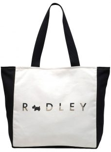 Radley All That Glitters Large Zip Top Tote