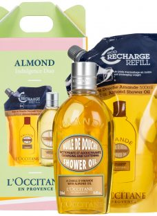 L'Occitane Almond Indulgence Duo Gift Set