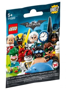 LEGO 71020 The Batman Movie Minifigure Series 2 Mystery Bag