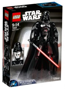 LEGO Star Wars 75534 Darth Vader Buildable Figure