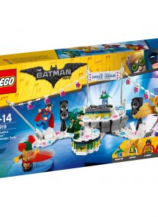 LEGO The LEGO Batman Movie 70919 The Justice League Anniversary Party