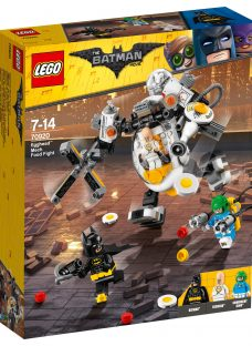 LEGO 70920 Egghead Mech Food Fight