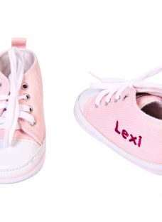 My 1st Years Baby Personalised Trainers