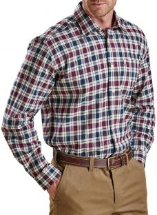 Barbour Astwell Check Long Sleeve Shirt