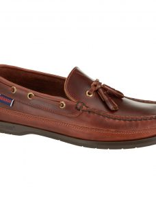 Sebago Ketch Leather Boat Shoes
