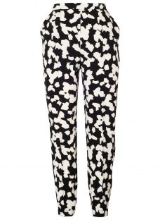 Chesca Abstract Print Trousers