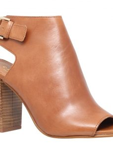 Carvela Assent Block Heeled Peep Toe Sandals