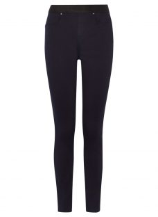 Karen Millen Satin Denim Jeggings