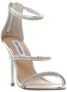 Steve Madden Wren-R SM Jewelled Strap Stiletto Sandals
