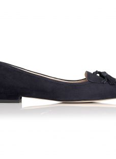 L.K. Bennett Dixie Pointed Toe Loafers