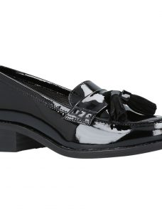Carvela Leanne Block Heeled Loafers