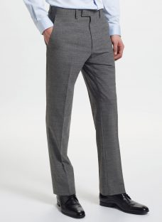 Kin by John Lewis End on End Slim Fit Suit Trousers