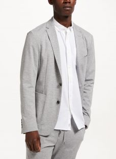 Kin by John Lewis Athleisure Jersey Suit Jacket