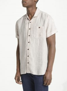 JOHN LEWIS & Co. Short Sleeve Linen Shirt