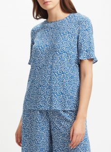 Collection WEEKEND by John Lewis Paper Floral Top