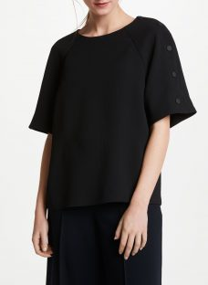Kin by John Lewis Snap Sleeve Shell Top